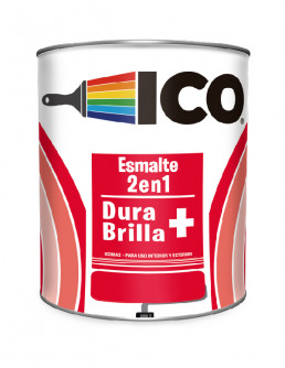 Esmalte Icomax 2 en 1 de Ico