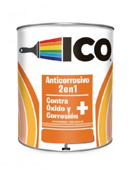 Esmalte Anticorrosivo 2 en 1 de Ico